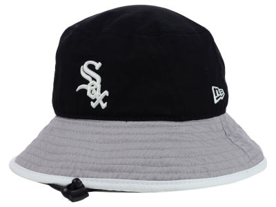 Chicago White Sox MLB Triple Color Tipped Bucket Hats