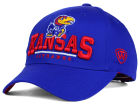 Kansas Jayhawks NCAA 2 for $25 Top of the World NCAA Fan Favorite Cap Adjustable Hats