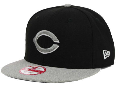 Cincinnati Reds MLB H-Black 9FIFTY Snapback Cap Hats