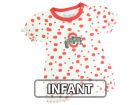 Ohio State Buckeyes NCAA Infant Polka Dot Romper Infant Apparel