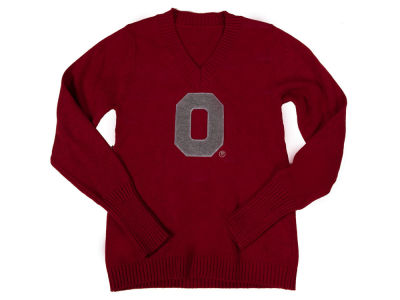 Alma Mater NCAA Women's V-Neck Sweater