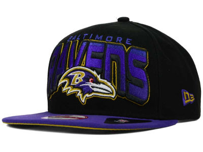 Baltimore Ravens NFL All Colors 9FIFTY Snapback Cap Hats