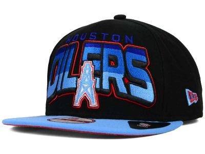 9d44d04fb Houston Oilers New Era NFL All Colors 9FIFTY Snapback Cap