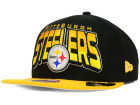 Pittsburgh Steelers New Era NFL All Colors 9FIFTY Snapback Cap Adjustable Hats