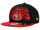 San Francisco 49ers New Era NFL All Colors 9FIFTY Snapback Cap Adjustable Hats