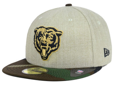 Chicago Bears NFL Oatwood 59FIFTY Cap Hats