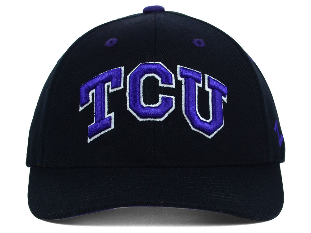 pretty nice cb767 dc2d3 ... australia cheap texas christian horned frogs zephyr ncaa competitor hat  13bfb 03ffa