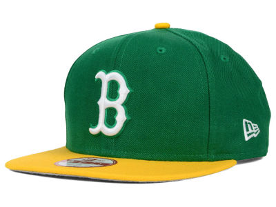 Boston Red Sox MLB Twisted Original Fit 9FIFTY Snapback Cap Hats