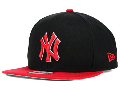 New York Yankees MLB Twisted Original Fit 9FIFTY Snapback Cap Hats