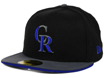 Colorado Rockies MLB G-Flip 59FIFTY Cap Hats
