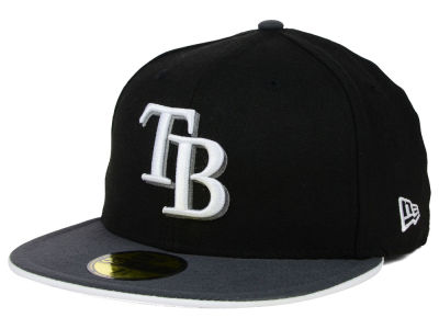 Tampa Bay Rays MLB G-Flip 59FIFTY Cap Hats