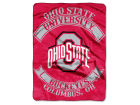 Ohio State Buckeyes The Northwest Company 60x80 Raschel Throw Bed & Bath