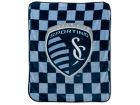 Sporting Kansas City The Northwest Company 50x60in Plush Throw Blanket Bed & Bath