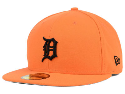 Detroit Tigers MLB C-Dub 2.0 59FIFTY Cap Hats
