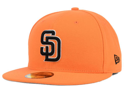 San Diego Padres MLB C-Dub 2.0 59FIFTY Cap Hats