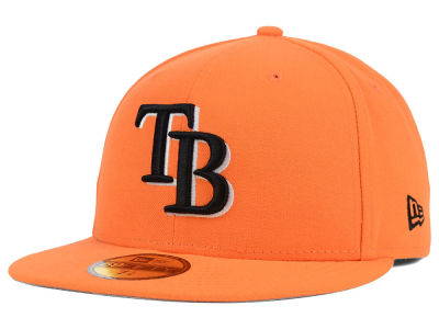 Tampa Bay Rays MLB C-Dub 2.0 59FIFTY Cap Hats