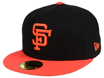 San Francisco Giants MLB Cooperstown 59FIFTY Cap Hats