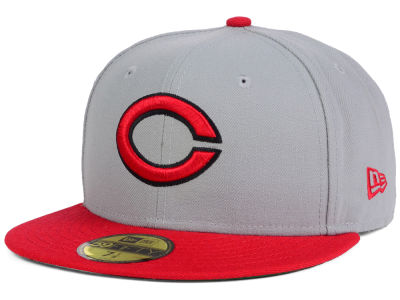 Cincinnati Reds MLB Cooperstown 59FIFTY Cap Hats