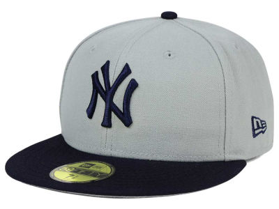 New York Yankees MLB Cooperstown 59FIFTY Cap Hats
