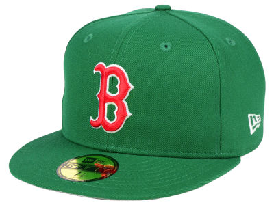 Boston Red Sox MLB Cooperstown 59FIFTY Cap Hats