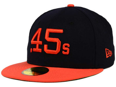 Houston Colt 45s MLB Cooperstown 59FIFTY Cap Hats