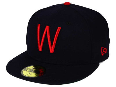 Washington Senators MLB Cooperstown 59FIFTY Cap Hats