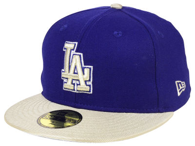 Los Angeles Dodgers MLB Cooperstown 59FIFTY Cap Hats