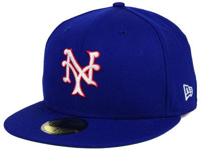 New York Giants New Era Mlb Cooperstown 59fifty Cap Lids Com