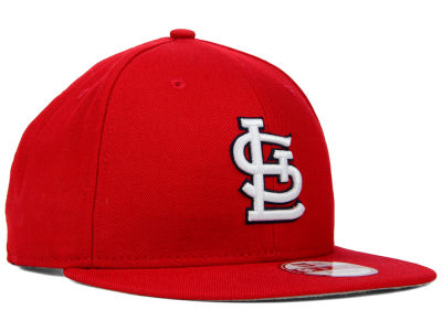 St. Louis Cardinals MLB 2 Tone Link 9FIFTY Snapback Cap Hats