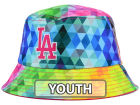 Los Angeles Dodgers New Era MLB Kids Gem Bucket Hats