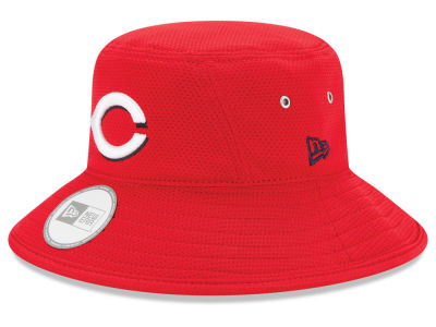 Cincinnati Reds MLB Team Redux Bucket Hats