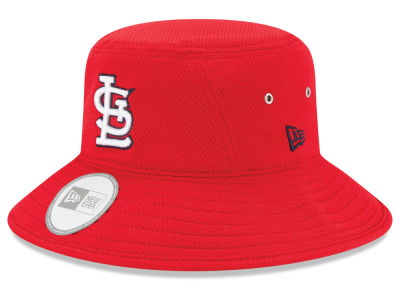 St. Louis Cardinals MLB Team Redux Bucket Hats