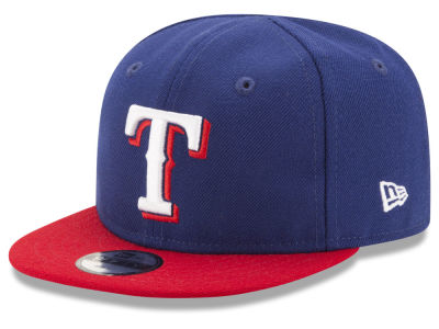 Texas Rangers MLB Infant My 1st 9FIFTY Snapback Cap Hats