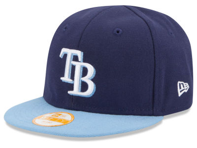 Tampa Bay Rays MLB Infant My 1st 9FIFTY Snapback Cap Hats