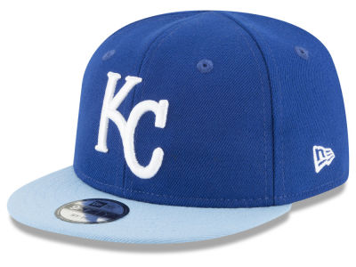 Kansas City Royals MLB Infant My 1st 9FIFTY Snapback Cap Hats