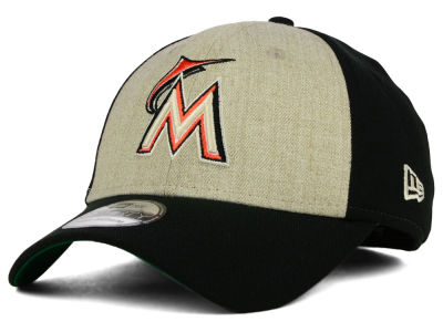 Miami Marlins MLB Classic Front 39THIRTY Cap Hats