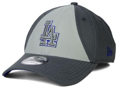 Los Angeles Dodgers New Era MLB Diamond Era Double Play 39THIRTY Cap ... c265aa2d827a