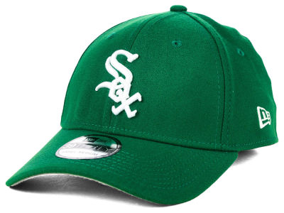 Chicago White Sox MLB St. Patty Classic 39THIRTY Cap Hats
