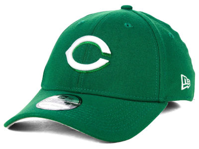 Cincinnati Reds MLB St. Patty Classic 39THIRTY Cap Hats