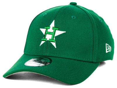 Houston Astros MLB St. Patty Classic 39THIRTY Cap Hats