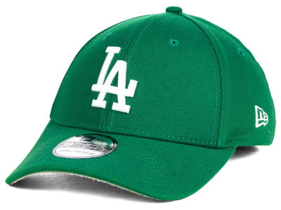 Los Angeles Dodgers MLB St. Patty Classic 39THIRTY Cap Hats