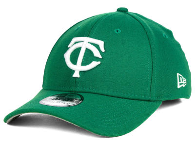 Minnesota Twins MLB St. Patty Classic 39THIRTY Cap Hats