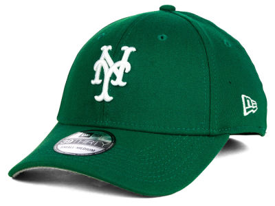New York Mets MLB St. Patty Classic 39THIRTY Cap Hats