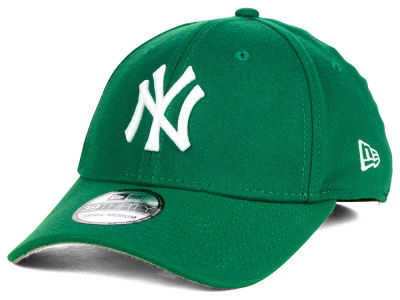 New York Yankees MLB St. Patty Classic 39THIRTY Cap Hats