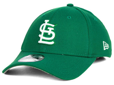 St. Louis Cardinals MLB St. Patty Classic 39THIRTY Cap Hats