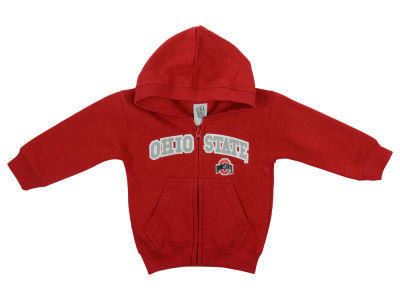 NCAA Infant Full Zip Hoodie