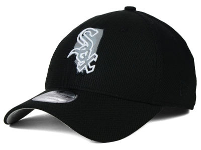 Chicago White Sox MLB State Flective 39THIRTY Cap Hats