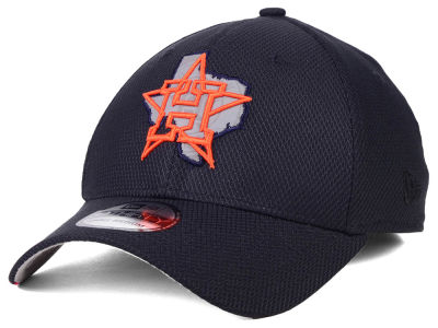 Houston Astros MLB State Flective 39THIRTY Cap Hats