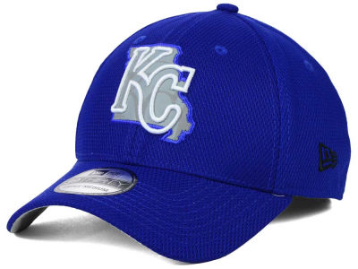 Kansas City Royals MLB State Flective 39THIRTY Cap Hats