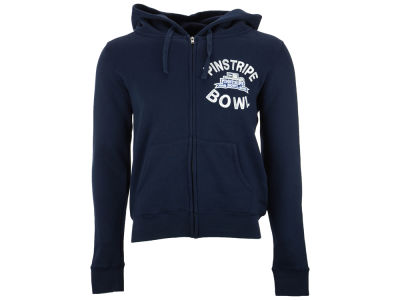 New Era NCAA Pinstripe Bowl Full Zip Hoodie